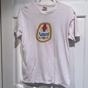 Tops - Vintage Natural Light shirt